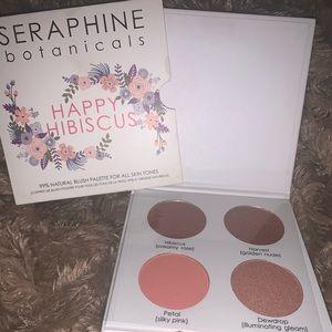 Seraphine Botanicals Blush Pallet